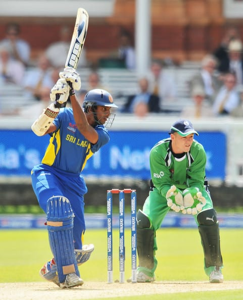 Ireland v Sri Lanka Cricket, photo by Jehan Mubarak