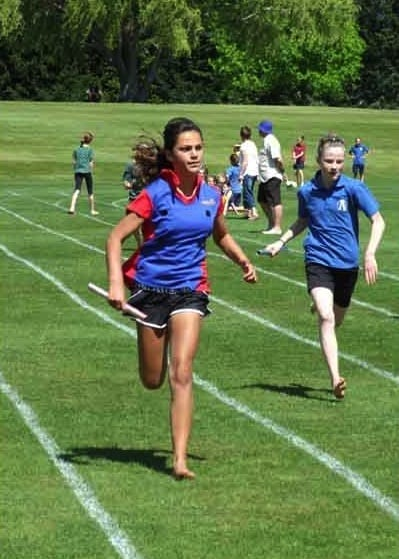 Primary Schools Athletics League 2014