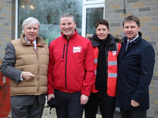 At Your Service - RTÉ Television Makeover Programme CASA Breakhouse